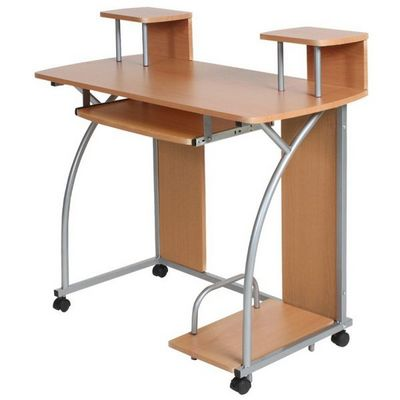 WHITE LABEL - Bureau op�rationnel-WHITE LABEL-Bureau enfant meubles mobilier chambre