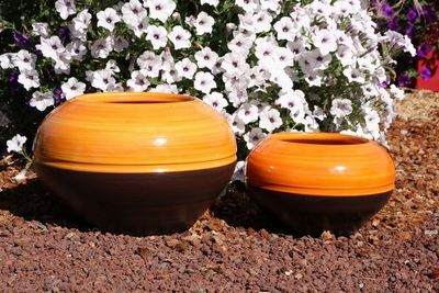 Les Poteries Clair de Terre - Vasque de jardin-Les Poteries Clair de Terre-Sorbier