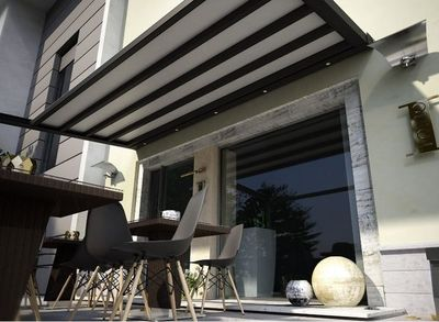 FRAMA ACTION - Pergola-FRAMA ACTION-SINTESI GHOST