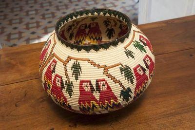 ETHIC & TROPIC - Vase décoratif-ETHIC & TROPIC