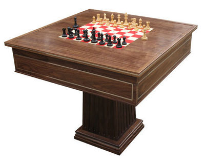 GEOFFREY PARKER GAMES - Table de jeux-GEOFFREY PARKER GAMES