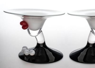 Stiklo Paslaptis - Coupe décorative-Stiklo Paslaptis
