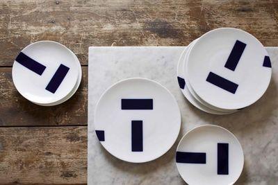 TH MANUFACTURE - Assiette plate-TH MANUFACTURE