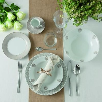 TOGNANA PORCELLANE - Assiette plate-TOGNANA PORCELLANE