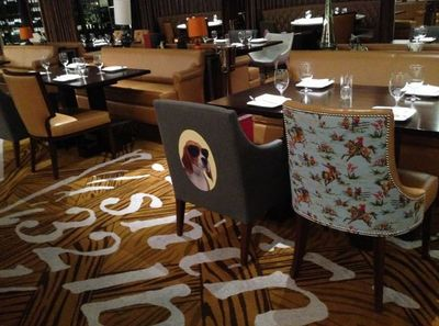 NIDO - Agencement d'architecte Bars Restaurants-NIDO-Las Vegas-