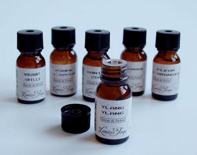 LES LUMIÈRES DU TEMPS - Parfum d'intérieur-LES LUMIÈRES DU TEMPS-Extraits de parfum de Grasse