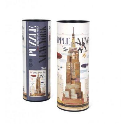 LONDJI - Puzzle-LONDJI-New York