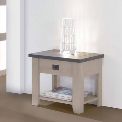 Ateliers De Langres - Table de chevet-Ateliers De Langres-WHITNEY