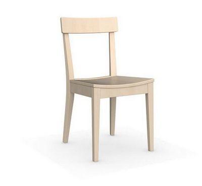 Calligaris - Chaise-Calligaris-Chaise LA LOCANDA de CALLIGARIS en hêtre