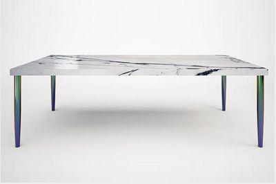 BARMAT - Table de repas rectangulaire-BARMAT-BAR.1014.6000
