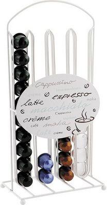 Aubry-Gaspard - Porte-capsules-Aubry-Gaspard-Distributeur à capsules Expresso