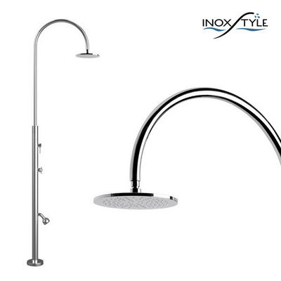 INOXSTYLE - Douche d'extérieur-INOXSTYLE-Aria Cylinder ML Beauty