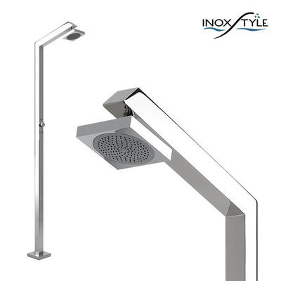 INOXSTYLE - Douche d'ext�rieur-INOXSTYLE-Tecno Cube M Zoe