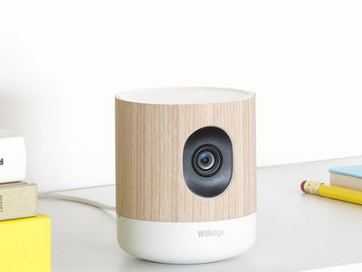 Withings Europe - Camera de surveillance-Withings Europe-Connectée