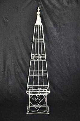 Demeure et Jardin - Obélisque-Demeure et Jardin-Obelisque Fer Forge Récamier
