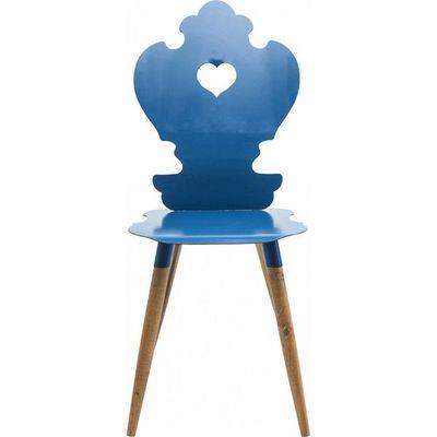 Kare Design - Chaise-Kare Design-Chaise Adelheid bleu
