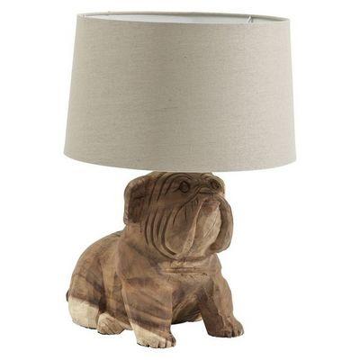 Kare Design - Lampe � poser-Kare Design-Lampe de table Dog Nature