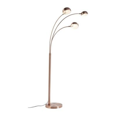 Kare Design - Lampadaire-Kare Design-Lampadaire Three Fingers cuivr�
