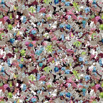 MUSHABOOM DESIGN - Tissu d'ameublement-MUSHABOOM DESIGN-Flores - Desire