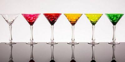 Cristallerie de Montbronn - Verre à cocktail-Cristallerie de Montbronn