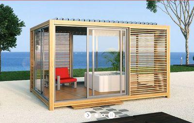 Extaze Outdoor - Pavillon d'été-Extaze Outdoor-Outsun