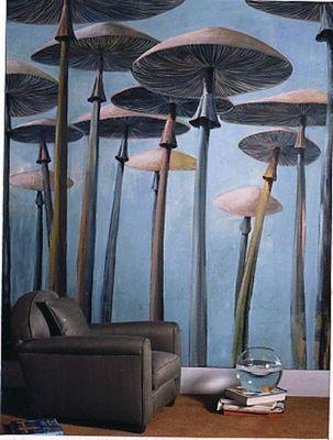 Fabienne Colin - Décoration murale-Fabienne Colin