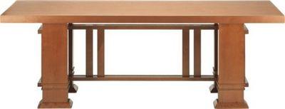 Classic Design Italia - Table de repas rectangulaire-Classic Design Italia-Allen table