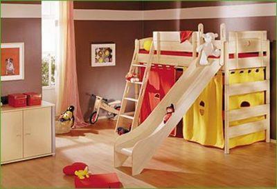 Mezzaline - Chambre enfant 4-10 ans-Mezzaline