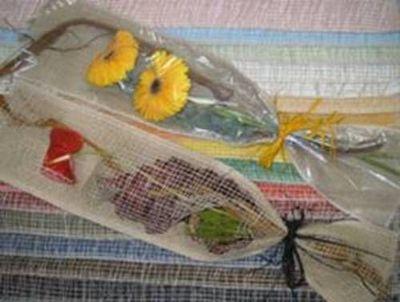 DEYUTE - Emballage pour bouquet de fleurs-DEYUTE-FRT