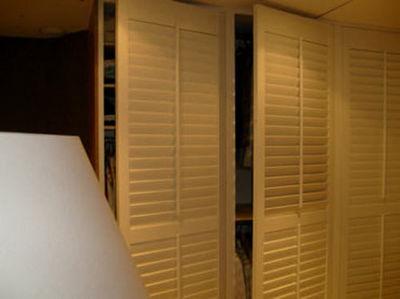 Jasno Shutters - Porte de placard-Jasno Shutters-Porte Persienne