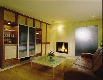 Bodart & Gonay - Chemin�e � foyer ferm�-Bodart & Gonay-PHENIX   850