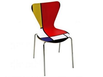 Mathi Design - Chaise-Mathi Design-chaise_Mondrian_Style