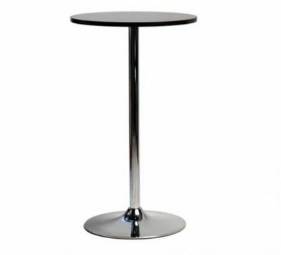 Miliboo - Mange debout-Miliboo-Table de bar JAMES noir