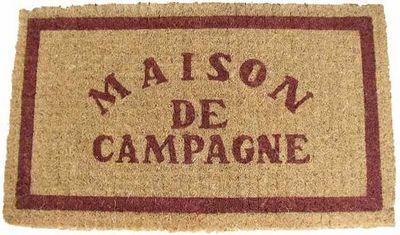 MonPaillasson.com - Paillasson-MonPaillasson.com-Maison de Campagne