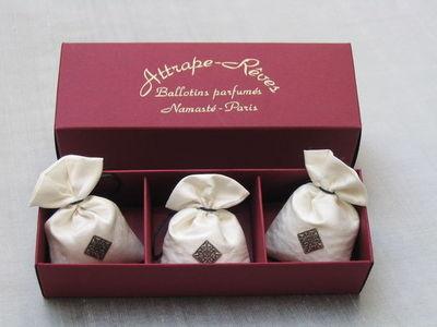 NAMASTÉ - Sachet parfumé-NAMASTÉ-vanille & verveine