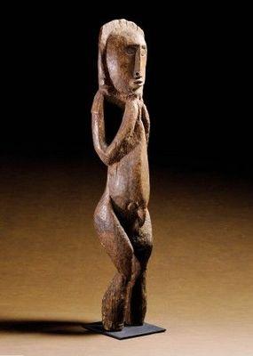 Lewis/Wara Gallery - Statuette-Lewis/Wara Gallery-Figure, Abelam
