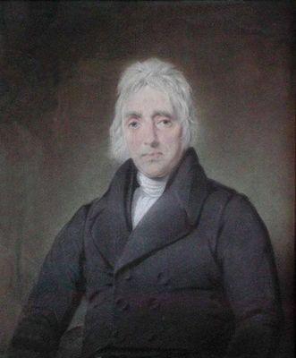 Bauermeister Antiquit�s - Expertise - Portrait-Bauermeister Antiquit�s - Expertise-Portrait d'Aloys de Pourtal�s-Gorgier