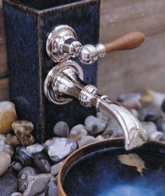 Volevatch - M�langeur lavabo 3 trous-Volevatch-M�langeur carpe