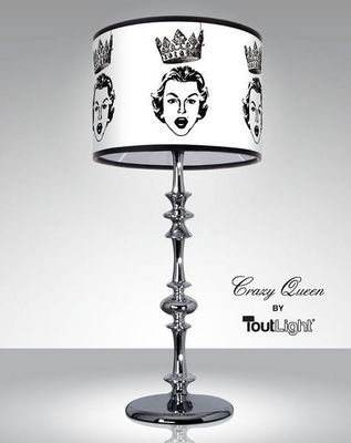 TOUTLIGHT - Lampe à poser-TOUTLIGHT-Crazy Queen