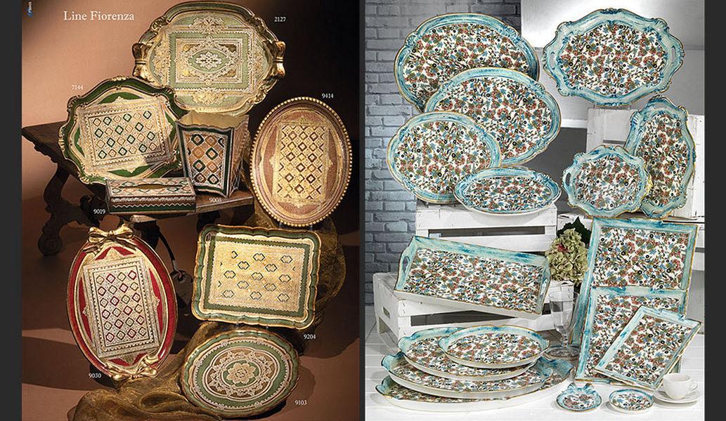 Tirinnanzi Serving tray Trays Kitchen Accessories  |