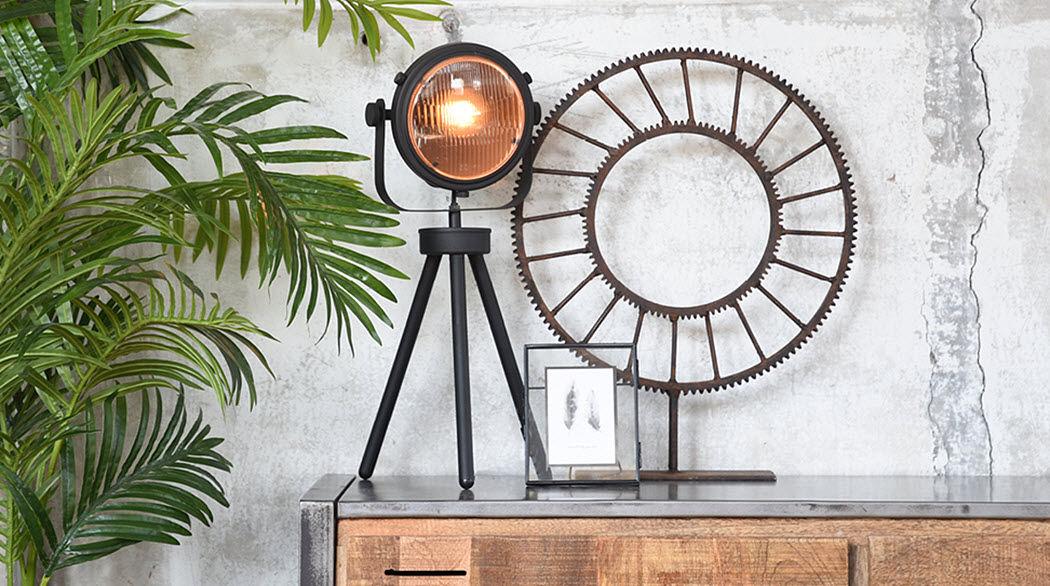 LABEL 51 Trivet floor lamp Lamp-holders Lighting : Indoor  |
