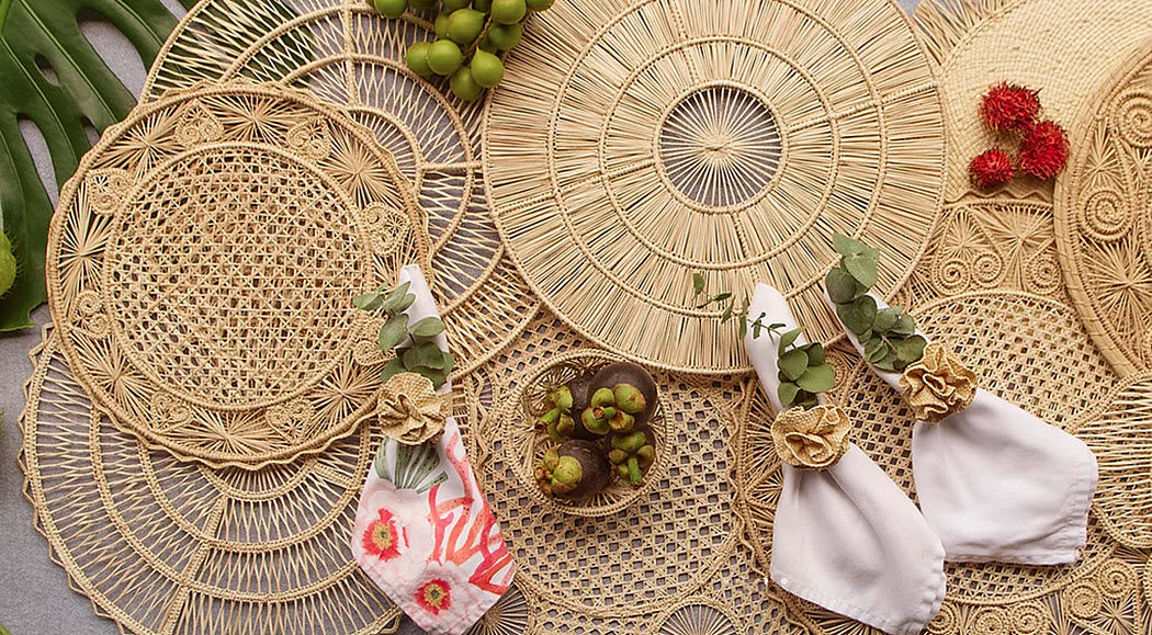 MYTO Placemat Table sets Table Linen  |