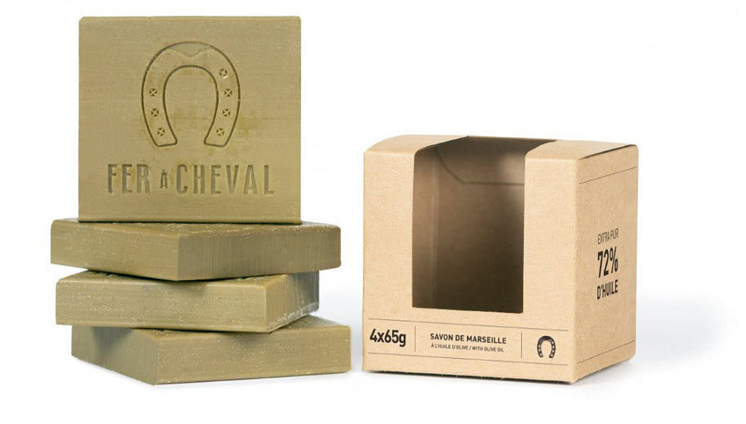 Savonnerie Fer a cheval Marseille soap Soap Bathroom Accessories and Fixtures  |