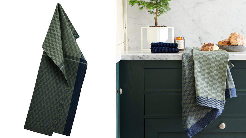 GEORG JENSEN DAMASK Tea towel Kitchen linen Household Linen   