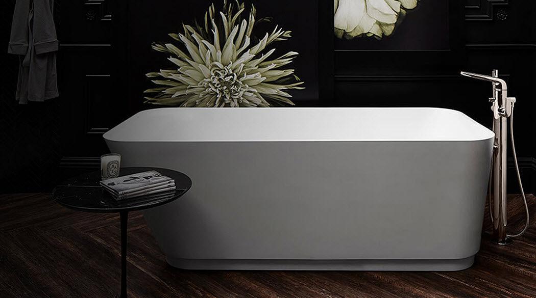 DXV Freestanding bathtub Bathtubs Bathroom Accessories and Fixtures   