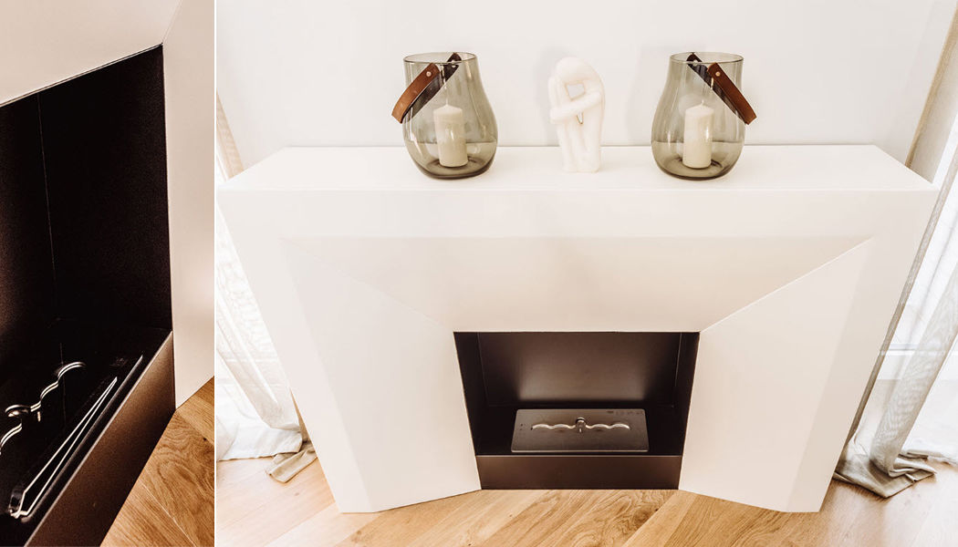 ITALY DREAM DESIGN Flue-less ethanol fireplace Fireplaces Fireplace  |