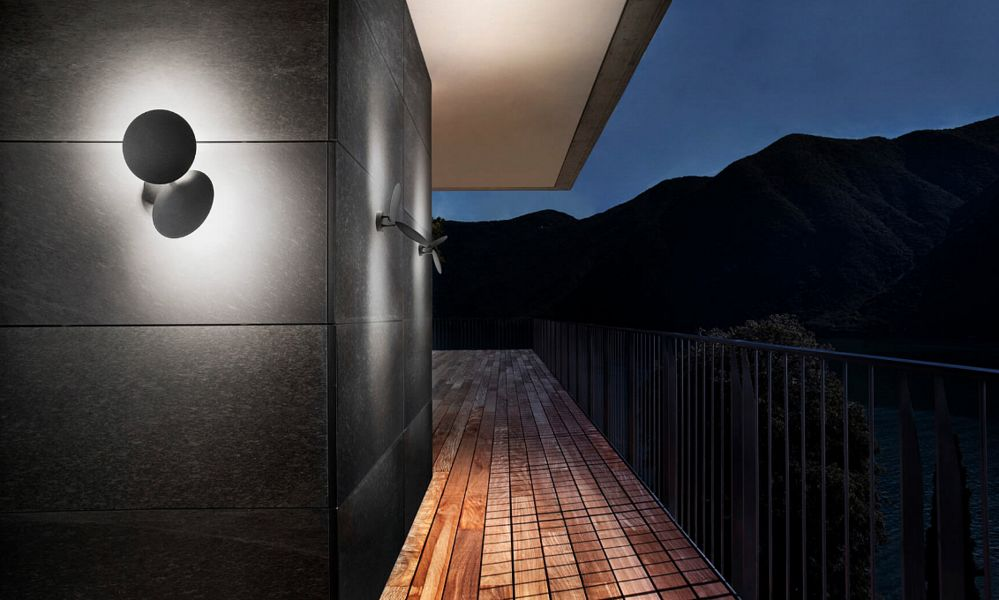 LODES Outdoor wall lamp Outside wall lamp fittings Lighting : Outdoor  |