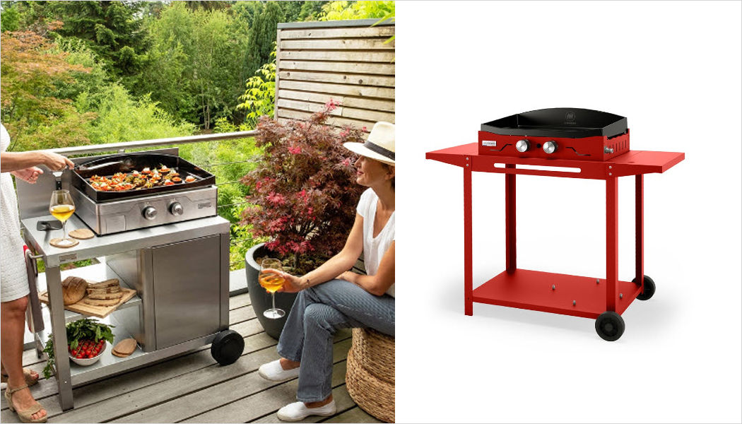 Le Marquier Electric Plancha Barbecue Outdoor Miscellaneous  |