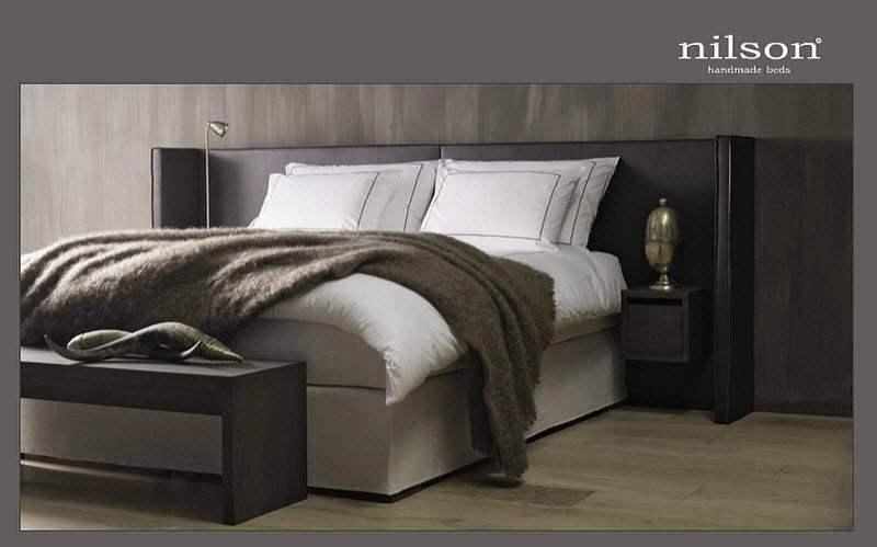 NILSON Double bed Double beds Furniture Beds Bedroom | Classic