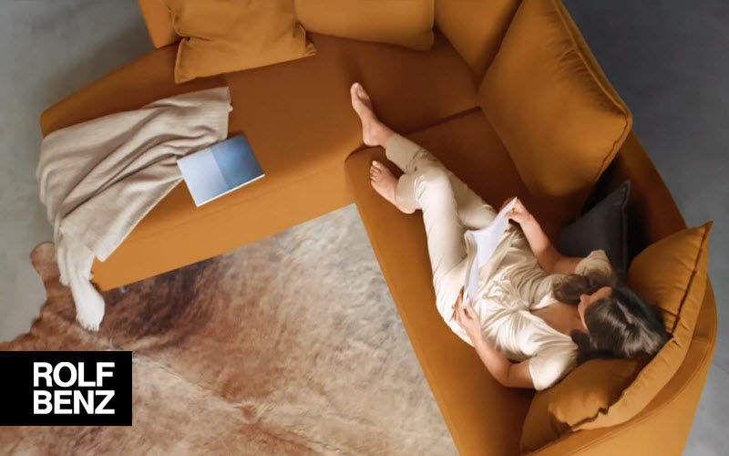 Rolf Benz Adjustable sofa Sofas Seats & Sofas Living room-Bar | Design Contemporary